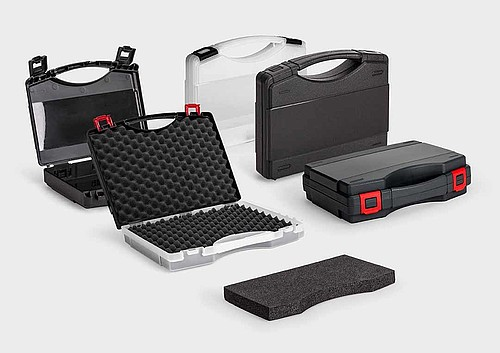 RoseCase ProTec: top quality plastic case for reliable product protection.