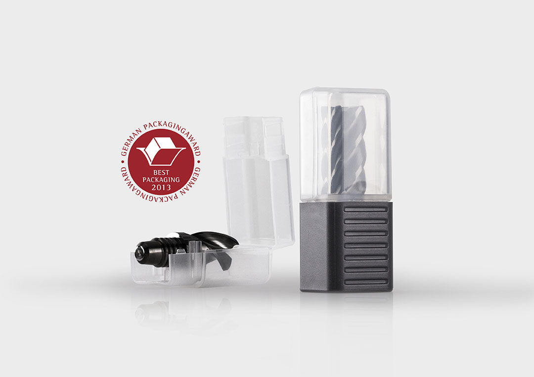MH-Pack: a high quality, stable individual packaging for manufacturers and end users of milling heads.