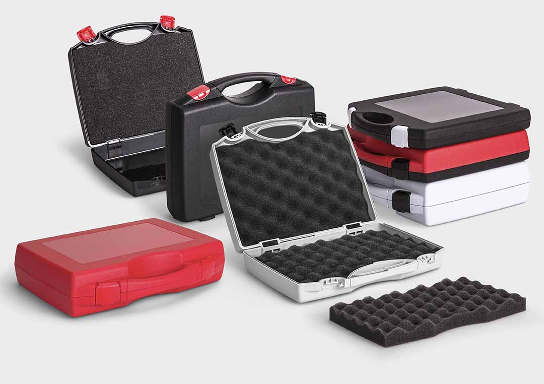 RoseCase Ergoline: a modern plastic case in exclusive design.